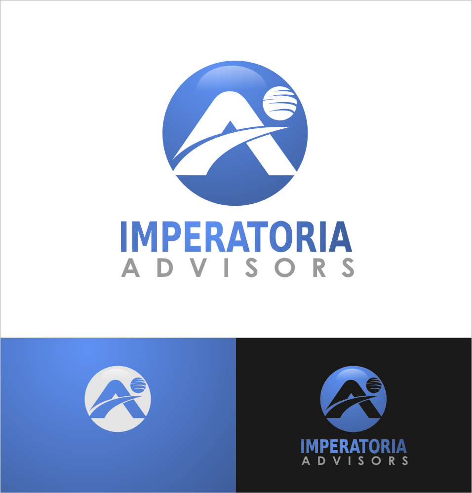 Logo Design by Ngepet_art - Entry No. 101 in the Logo Design Contest Unique Logo Design Wanted for Imperatoria Advisors.