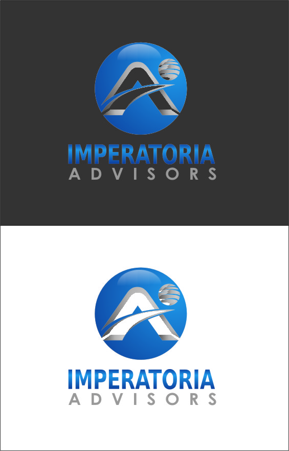 Logo Design by RasYa Muhammad Athaya - Entry No. 102 in the Logo Design Contest Unique Logo Design Wanted for Imperatoria Advisors.
