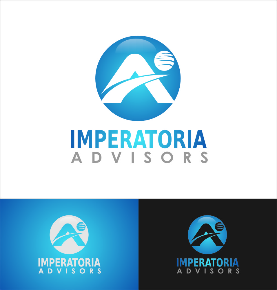Logo Design by RasYa Muhammad Athaya - Entry No. 103 in the Logo Design Contest Unique Logo Design Wanted for Imperatoria Advisors.