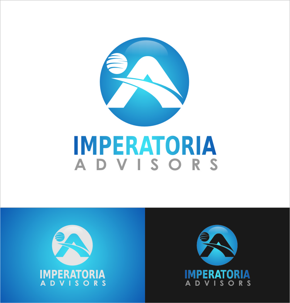 Logo Design by RoSyid Rono-Rene On Java - Entry No. 104 in the Logo Design Contest Unique Logo Design Wanted for Imperatoria Advisors.