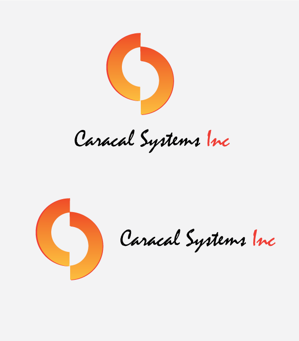 Logo Design by Private User - Entry No. 77 in the Logo Design Contest Inspiring Logo Design for Caracal Systems Inc..