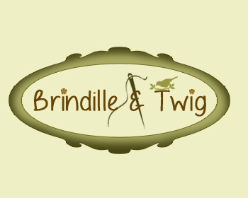 Logo Design by Crystal Desizns - Entry No. 44 in the Logo Design Contest Logo Design for Brindille & Twig.