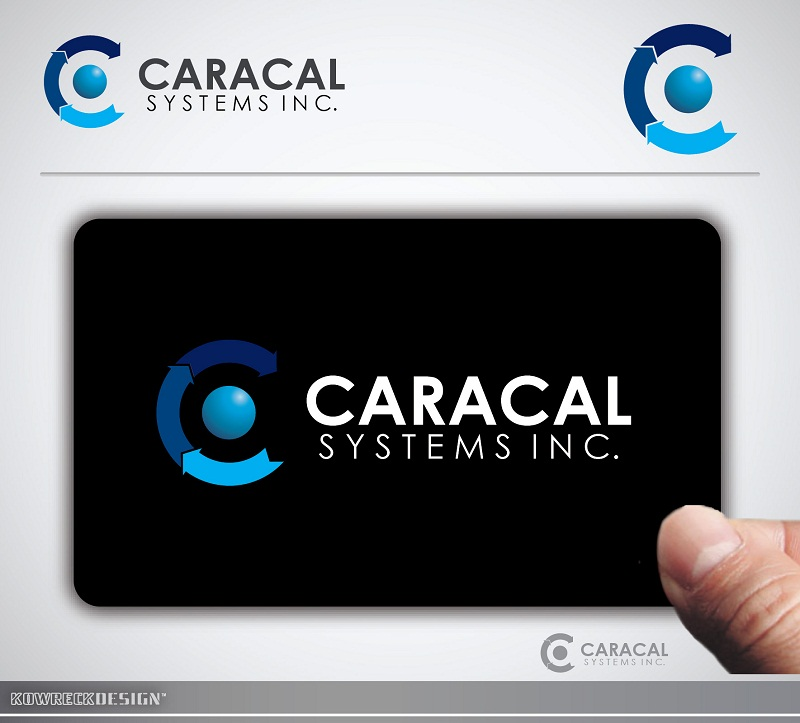 Logo Design by kowreck - Entry No. 80 in the Logo Design Contest Inspiring Logo Design for Caracal Systems Inc..