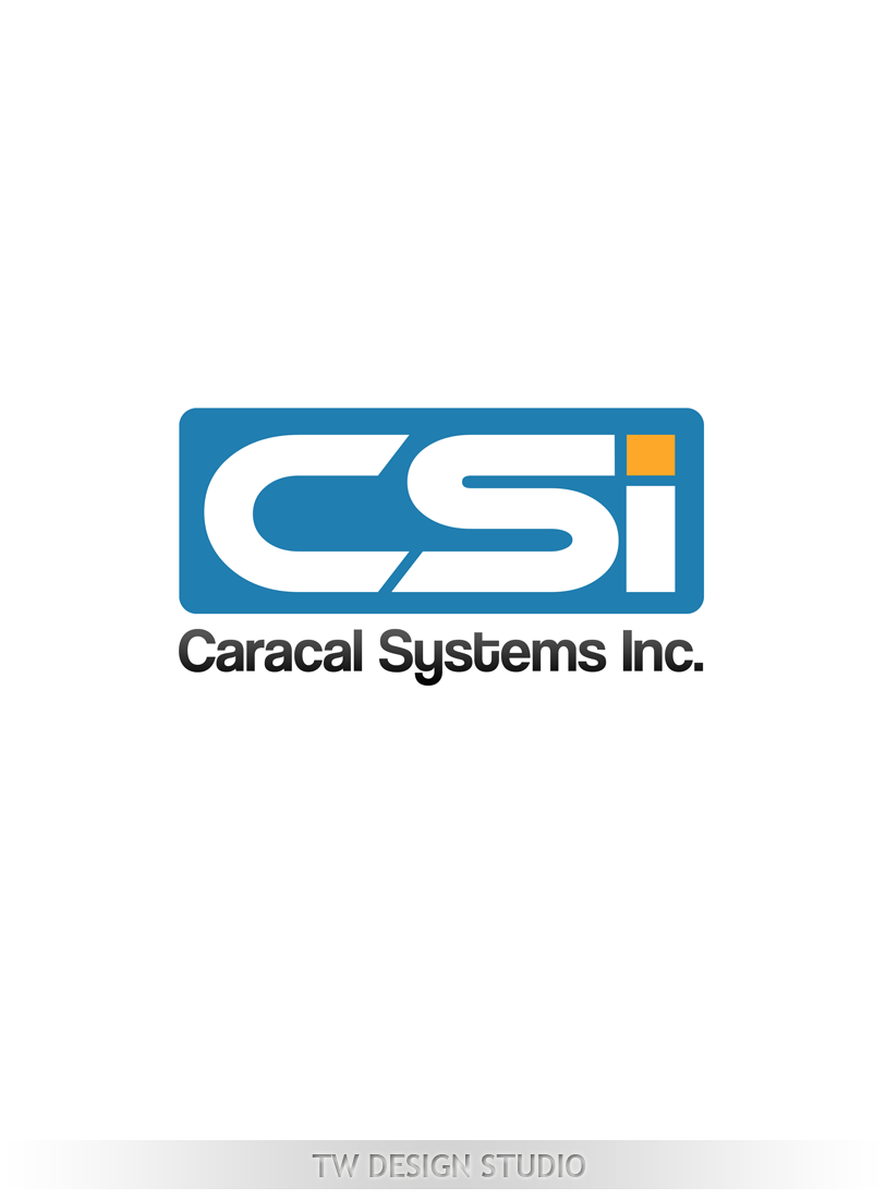 Logo Design by Private User - Entry No. 83 in the Logo Design Contest Inspiring Logo Design for Caracal Systems Inc..