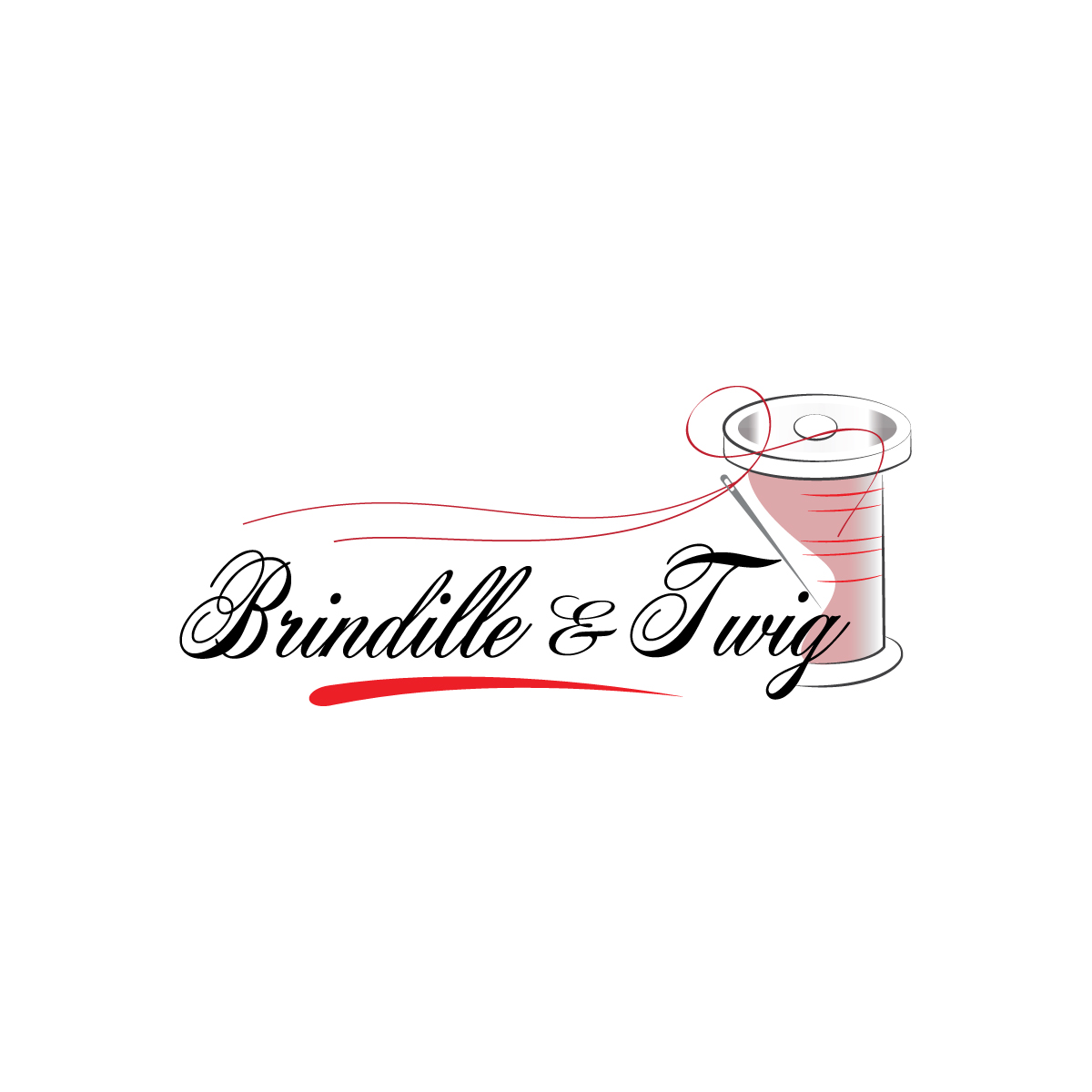 Logo Design by danelav - Entry No. 56 in the Logo Design Contest Logo Design for Brindille & Twig.