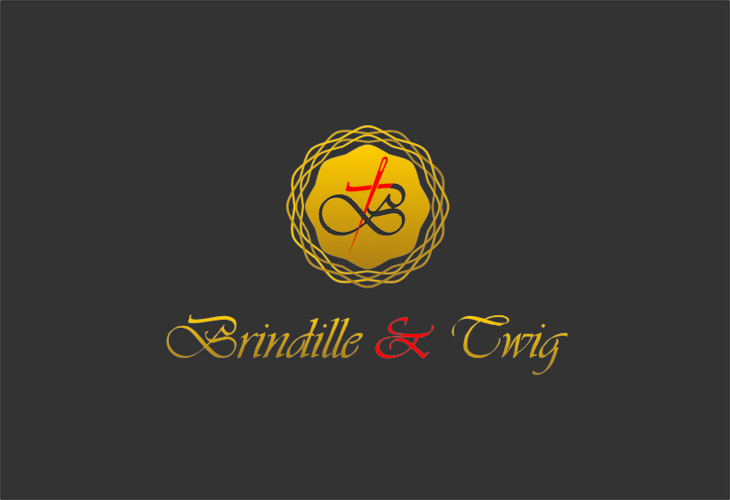 Logo Design by RasYa Muhammad Athaya - Entry No. 57 in the Logo Design Contest Logo Design for Brindille & Twig.