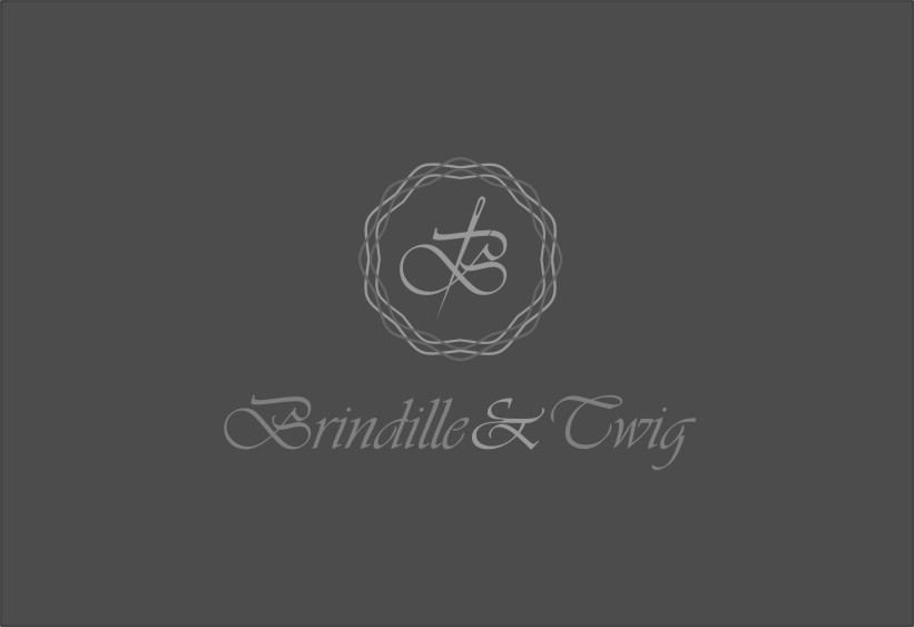 Logo Design by RoSyid Rono-Rene On Java - Entry No. 58 in the Logo Design Contest Logo Design for Brindille & Twig.