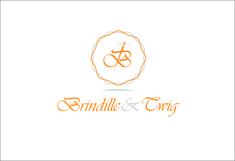 Logo Design by RasYa Muhammad Athaya - Entry No. 59 in the Logo Design Contest Logo Design for Brindille & Twig.