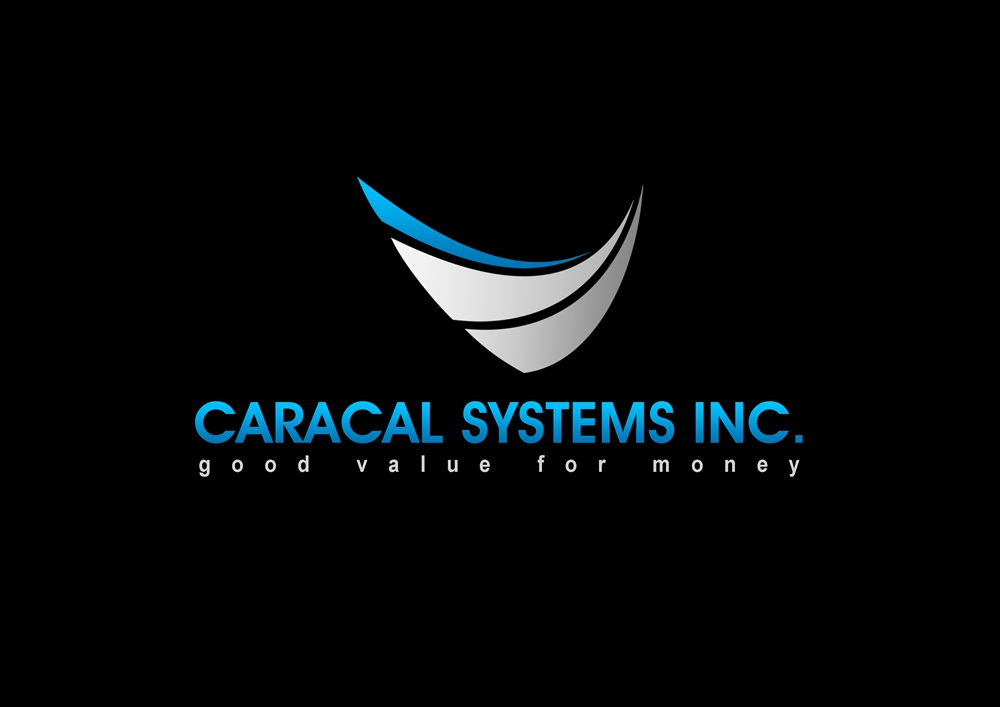 Logo Design by Respati Himawan - Entry No. 87 in the Logo Design Contest Inspiring Logo Design for Caracal Systems Inc..