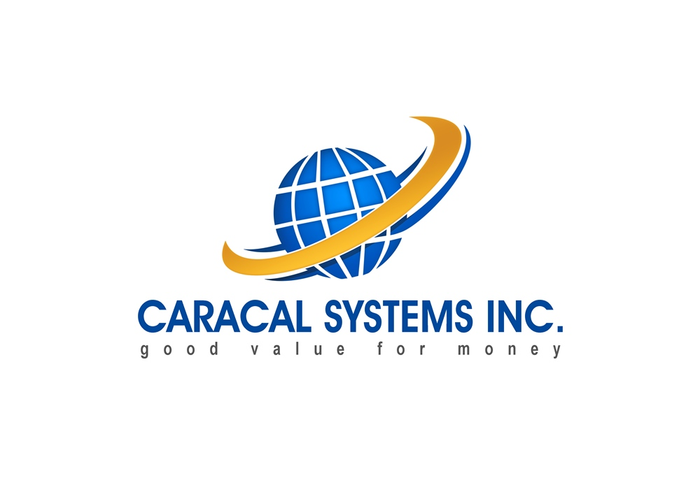 Logo Design by Respati Himawan - Entry No. 88 in the Logo Design Contest Inspiring Logo Design for Caracal Systems Inc..