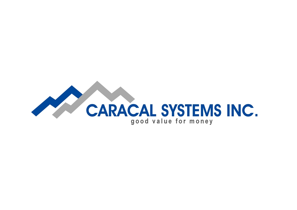 Logo Design by Respati Himawan - Entry No. 89 in the Logo Design Contest Inspiring Logo Design for Caracal Systems Inc..