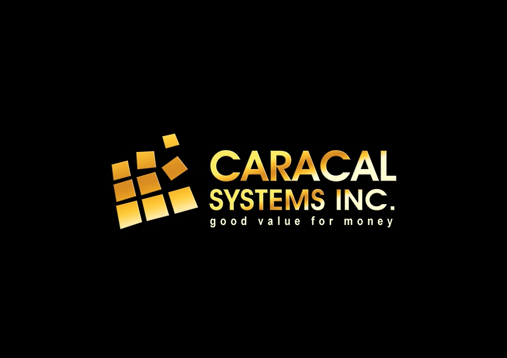 Logo Design by Respati Himawan - Entry No. 90 in the Logo Design Contest Inspiring Logo Design for Caracal Systems Inc..