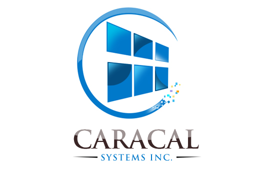 Logo Design by Crystal Desizns - Entry No. 92 in the Logo Design Contest Inspiring Logo Design for Caracal Systems Inc..