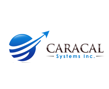 Logo Design by Crystal Desizns - Entry No. 94 in the Logo Design Contest Inspiring Logo Design for Caracal Systems Inc..