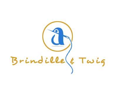 Logo Design by Crystal Desizns - Entry No. 60 in the Logo Design Contest Logo Design for Brindille & Twig.