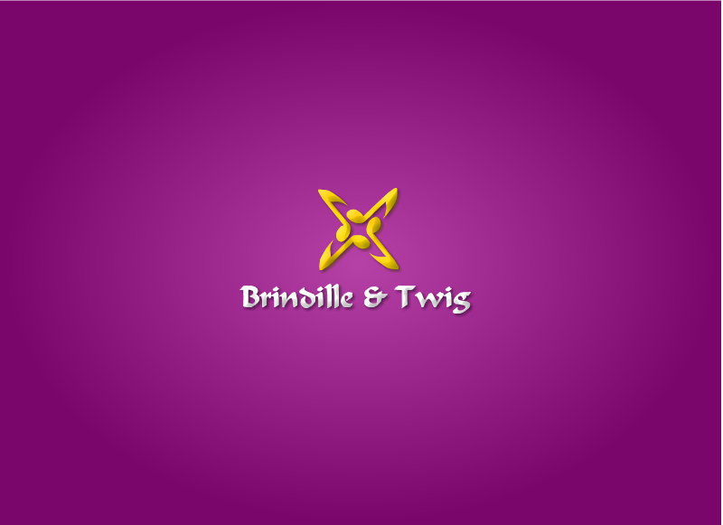 Logo Design by Tathastu Sharma - Entry No. 64 in the Logo Design Contest Logo Design for Brindille & Twig.