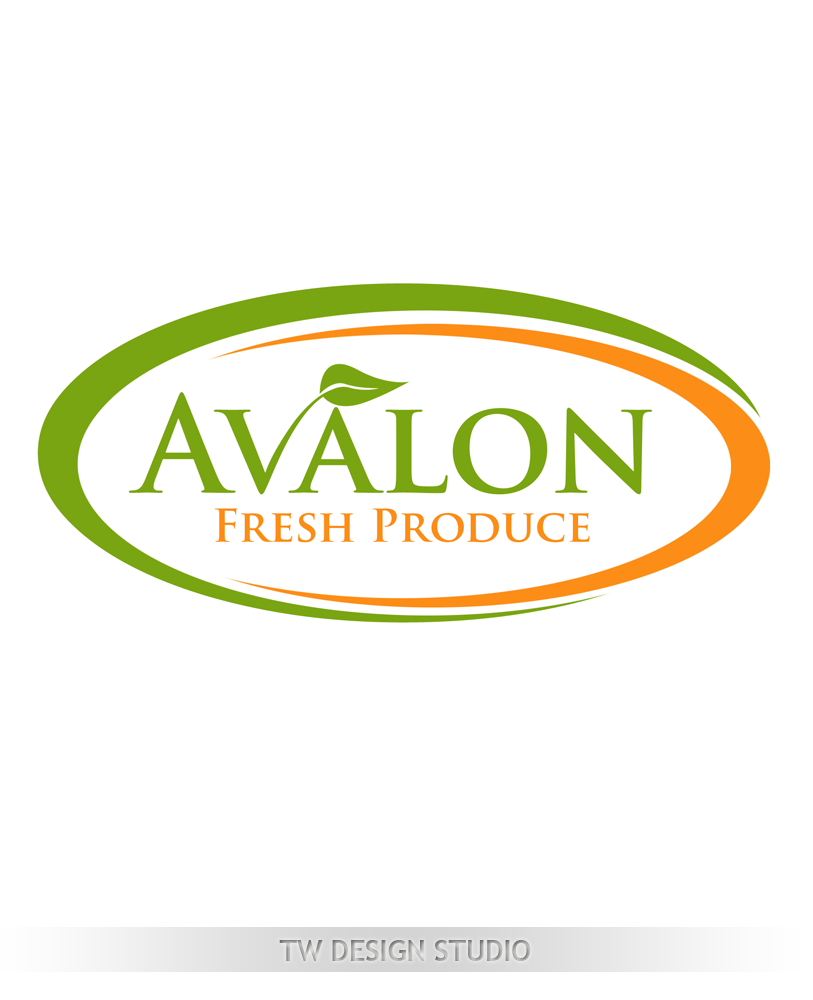 Logo Design by Private User - Entry No. 12 in the Logo Design Contest Unique Logo Design Wanted for Avalon Fresh Produce.
