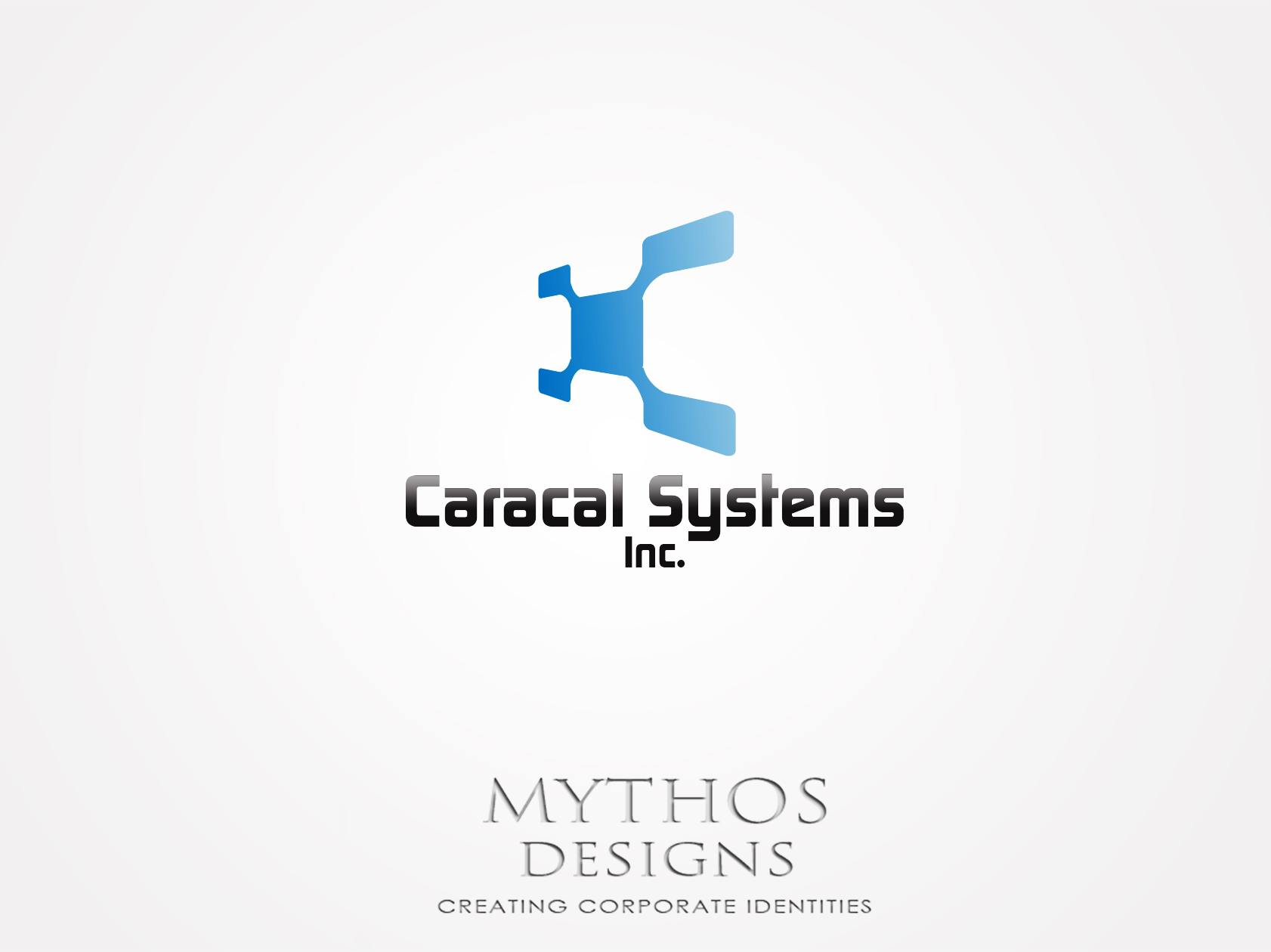 Logo Design by Mythos Designs - Entry No. 113 in the Logo Design Contest Inspiring Logo Design for Caracal Systems Inc..