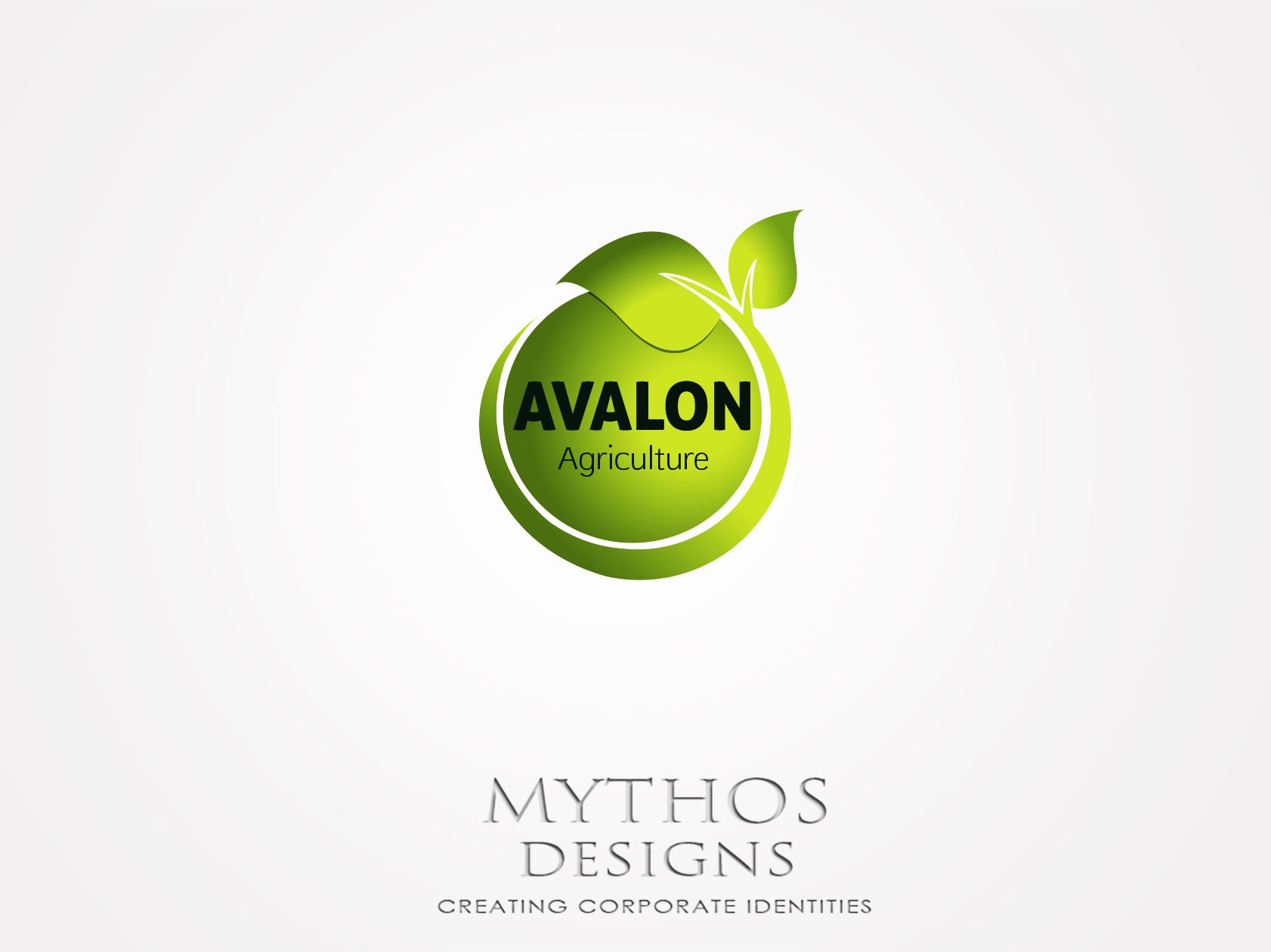 Logo Design by Mythos Designs - Entry No. 16 in the Logo Design Contest Unique Logo Design Wanted for Avalon Fresh Produce.