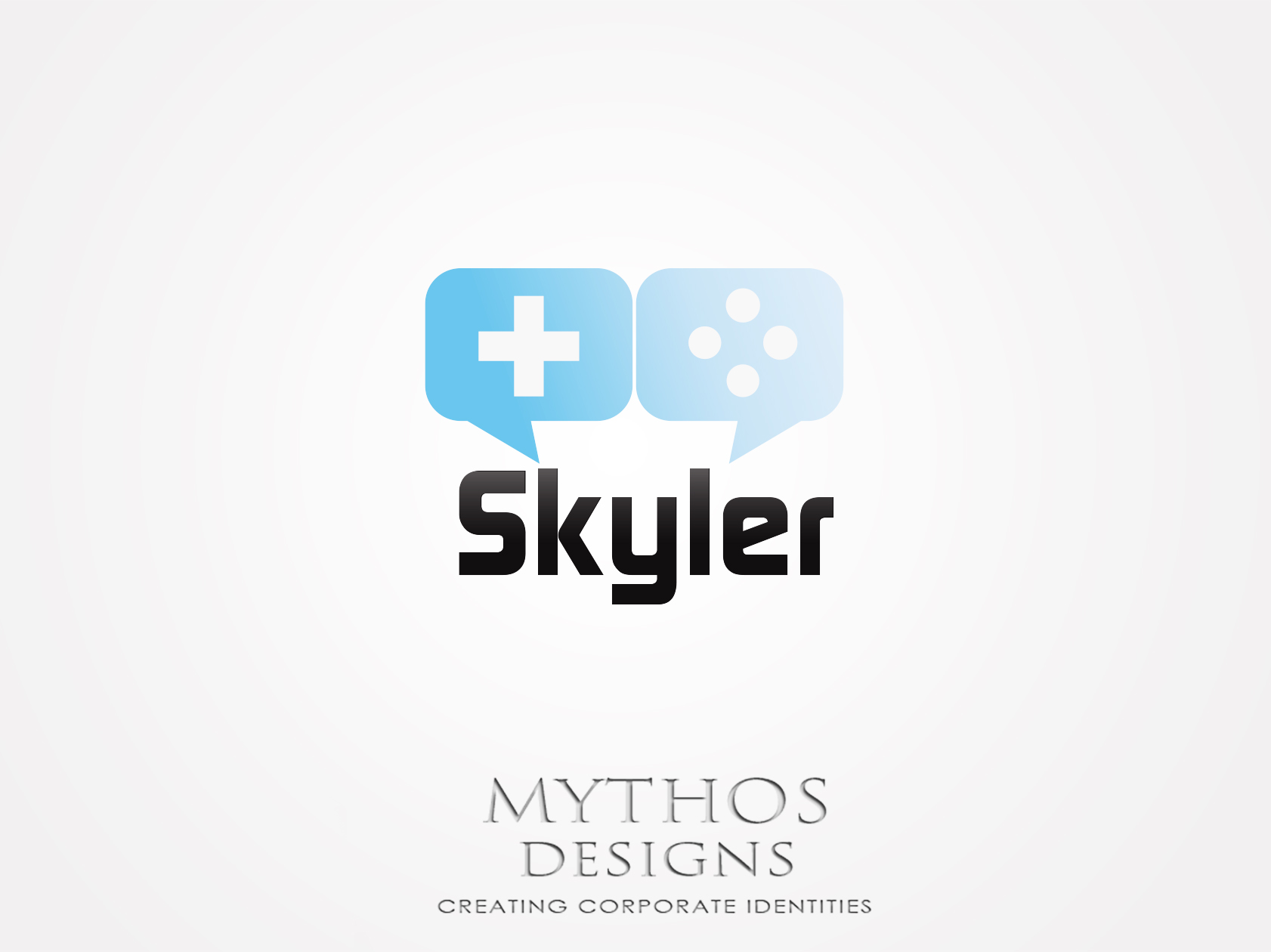 Logo Design by Mythos Designs - Entry No. 1 in the Logo Design Contest Artistic Logo Design for Skyler.Asia.