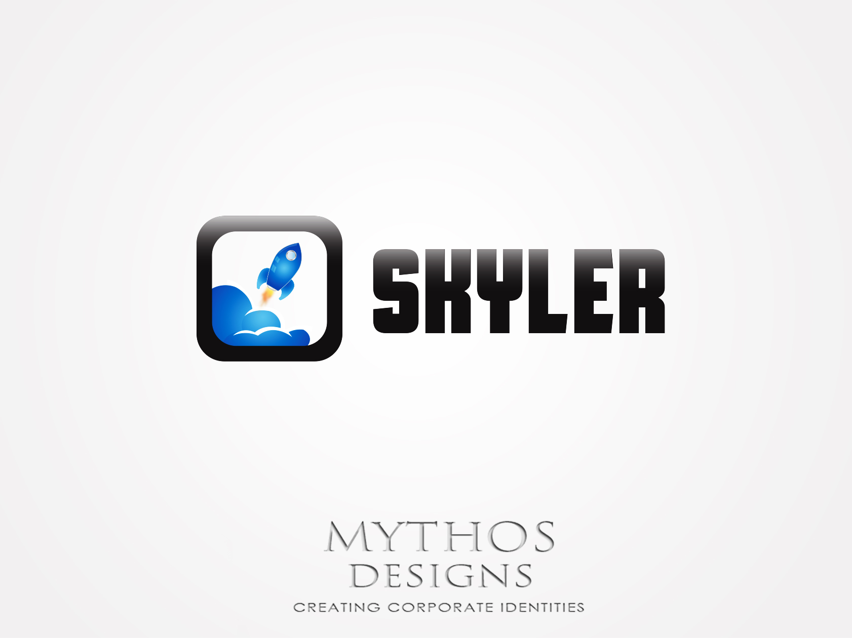 Logo Design by Mythos Designs - Entry No. 3 in the Logo Design Contest Artistic Logo Design for Skyler.Asia.