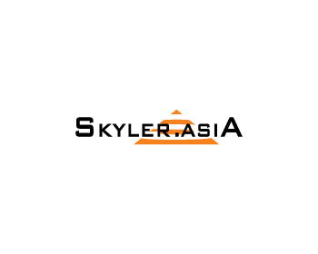 Logo Design by ibbie_ammiel2508 - Entry No. 5 in the Logo Design Contest Artistic Logo Design for Skyler.Asia.