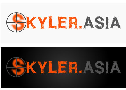 Logo Design by Boba Dizajn - Entry No. 7 in the Logo Design Contest Artistic Logo Design for Skyler.Asia.