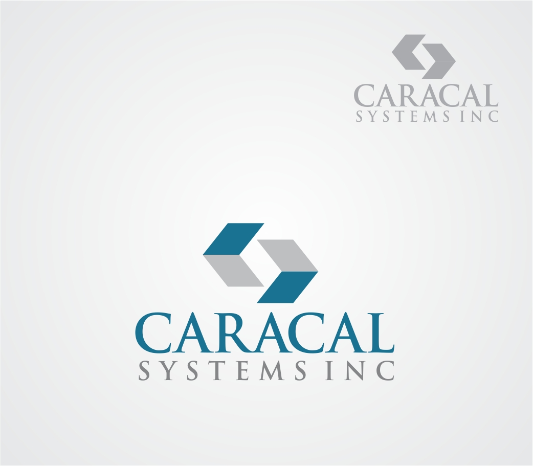 Logo Design by Reivan Ferdinan - Entry No. 118 in the Logo Design Contest Inspiring Logo Design for Caracal Systems Inc..