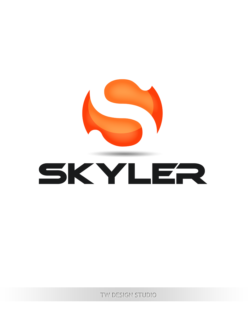 Logo Design by Private User - Entry No. 11 in the Logo Design Contest Artistic Logo Design for Skyler.Asia.