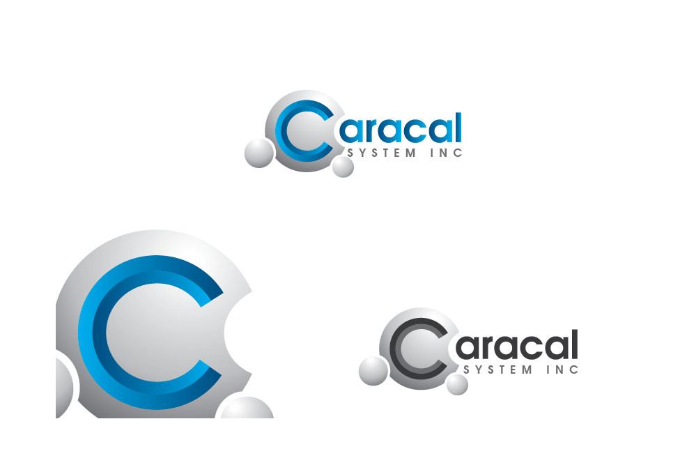 Logo Design by Private User - Entry No. 122 in the Logo Design Contest Inspiring Logo Design for Caracal Systems Inc..