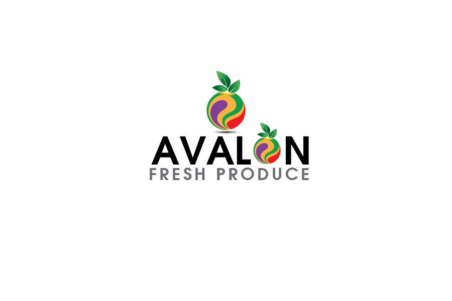 Logo Design by Private User - Entry No. 27 in the Logo Design Contest Unique Logo Design Wanted for Avalon Fresh Produce.