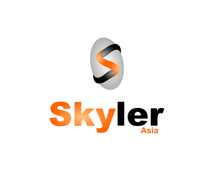 Logo Design by Iain Morris - Entry No. 21 in the Logo Design Contest Artistic Logo Design for Skyler.Asia.