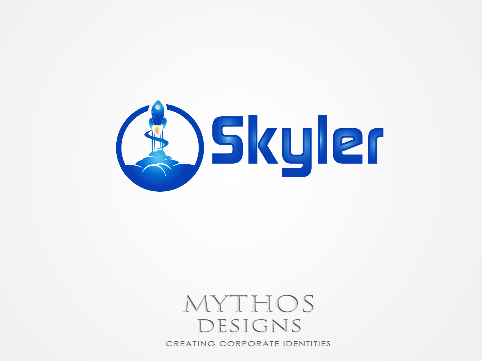 Logo Design by Mythos Designs - Entry No. 24 in the Logo Design Contest Artistic Logo Design for Skyler.Asia.
