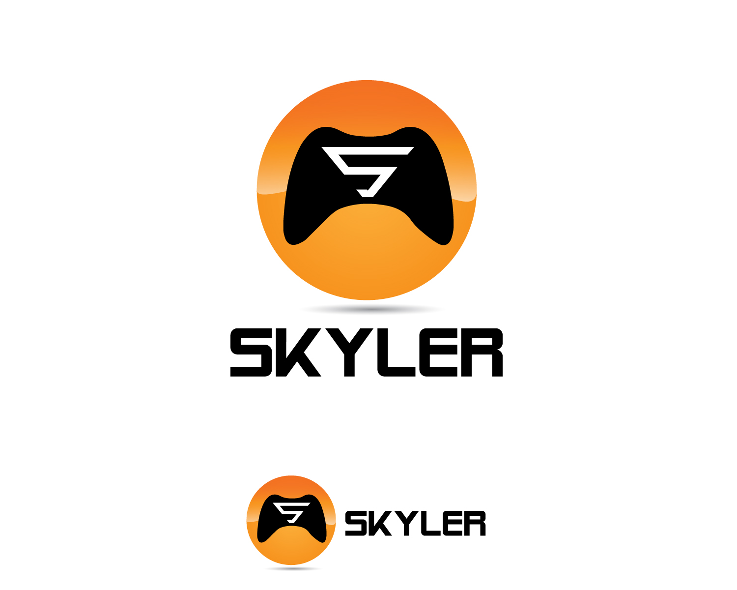 Logo Design by Jagdeep Singh - Entry No. 28 in the Logo Design Contest Artistic Logo Design for Skyler.Asia.