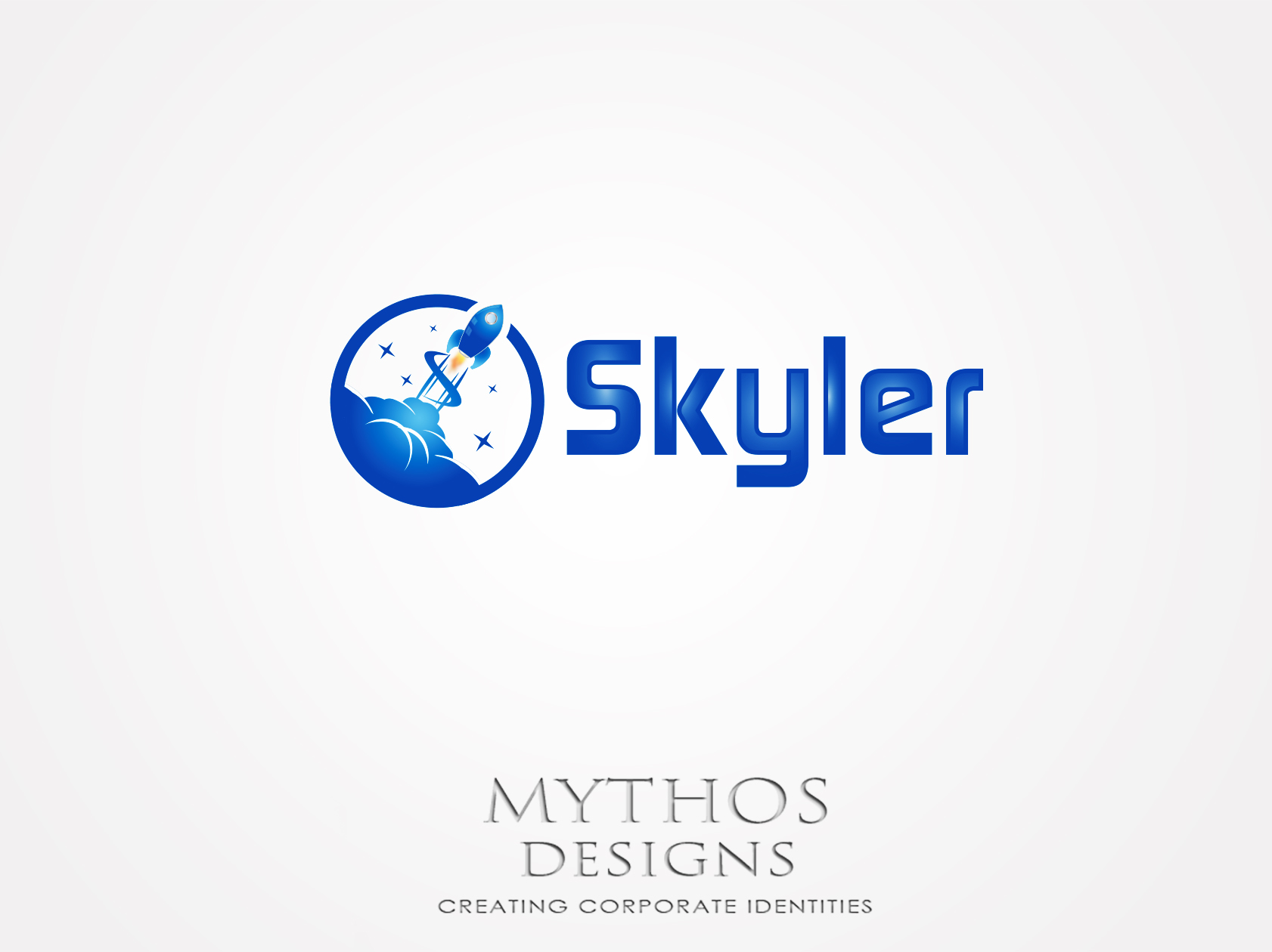 Logo Design by Mythos Designs - Entry No. 30 in the Logo Design Contest Artistic Logo Design for Skyler.Asia.