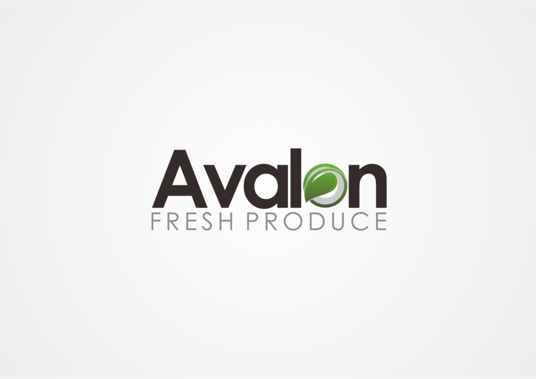 Logo Design by Private User - Entry No. 29 in the Logo Design Contest Unique Logo Design Wanted for Avalon Fresh Produce.