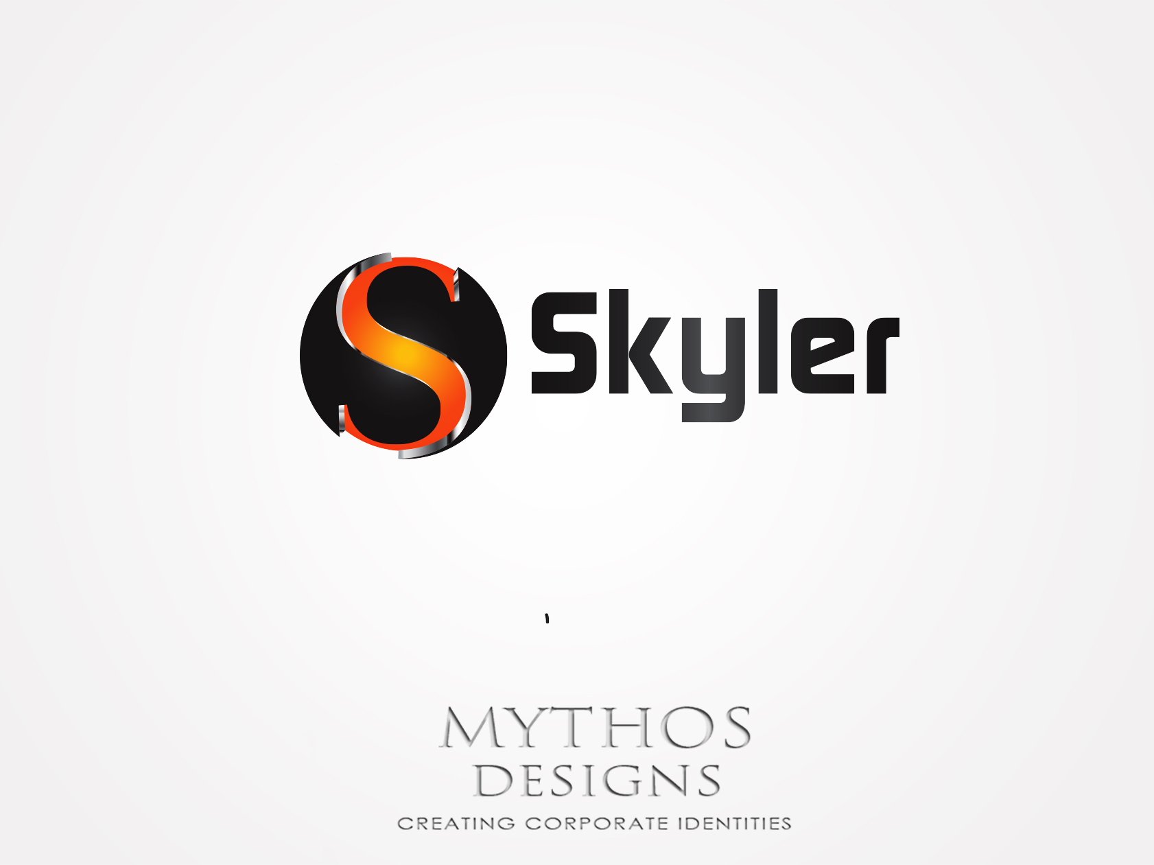 Logo Design by Mythos Designs - Entry No. 35 in the Logo Design Contest Artistic Logo Design for Skyler.Asia.