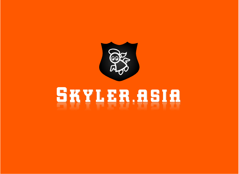 Logo Design by Tathastu Sharma - Entry No. 46 in the Logo Design Contest Artistic Logo Design for Skyler.Asia.