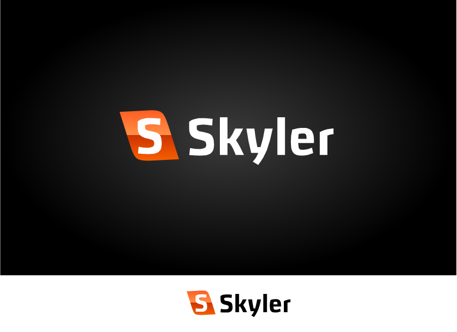 Logo Design by Tathastu Sharma - Entry No. 48 in the Logo Design Contest Artistic Logo Design for Skyler.Asia.