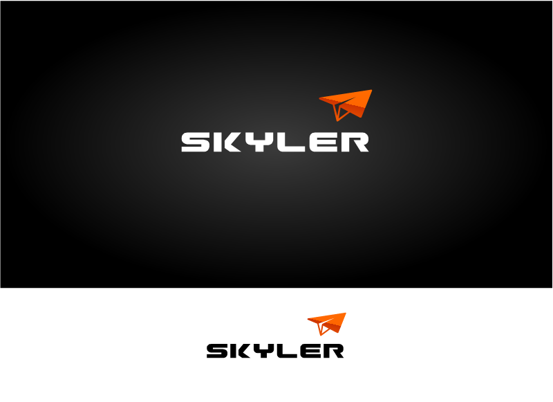 Logo Design by Tathastu Sharma - Entry No. 49 in the Logo Design Contest Artistic Logo Design for Skyler.Asia.