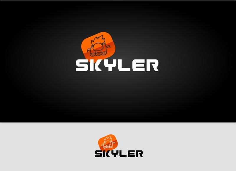 Logo Design by Tathastu Sharma - Entry No. 50 in the Logo Design Contest Artistic Logo Design for Skyler.Asia.