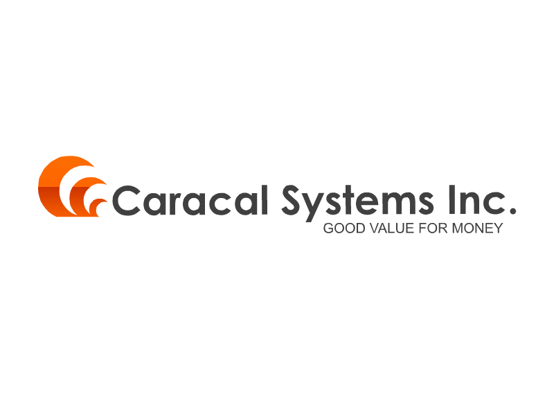 Logo Design by Tathastu Sharma - Entry No. 135 in the Logo Design Contest Inspiring Logo Design for Caracal Systems Inc..