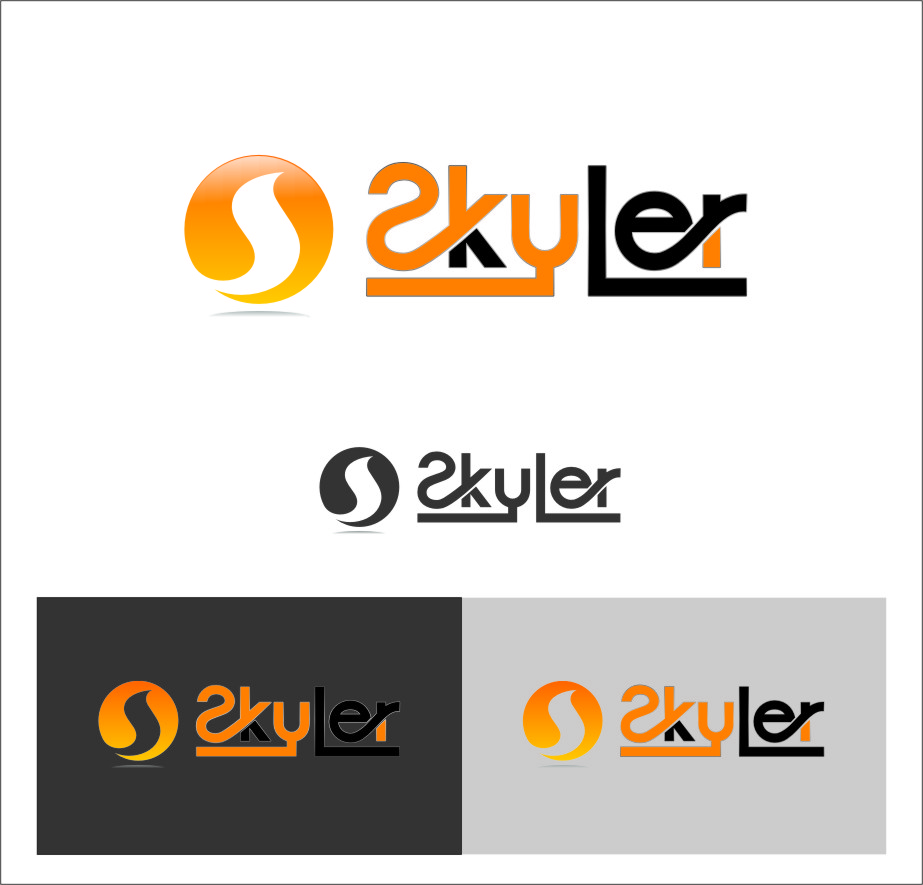 Logo Design by RasYa Muhammad Athaya - Entry No. 51 in the Logo Design Contest Artistic Logo Design for Skyler.Asia.