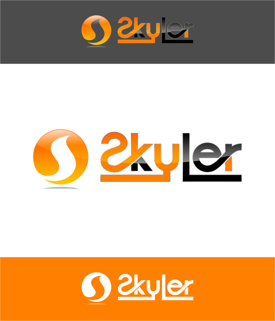 Logo Design by Ngepet_art - Entry No. 52 in the Logo Design Contest Artistic Logo Design for Skyler.Asia.