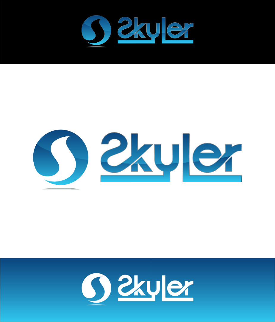 Logo Design by Ngepet_art - Entry No. 53 in the Logo Design Contest Artistic Logo Design for Skyler.Asia.