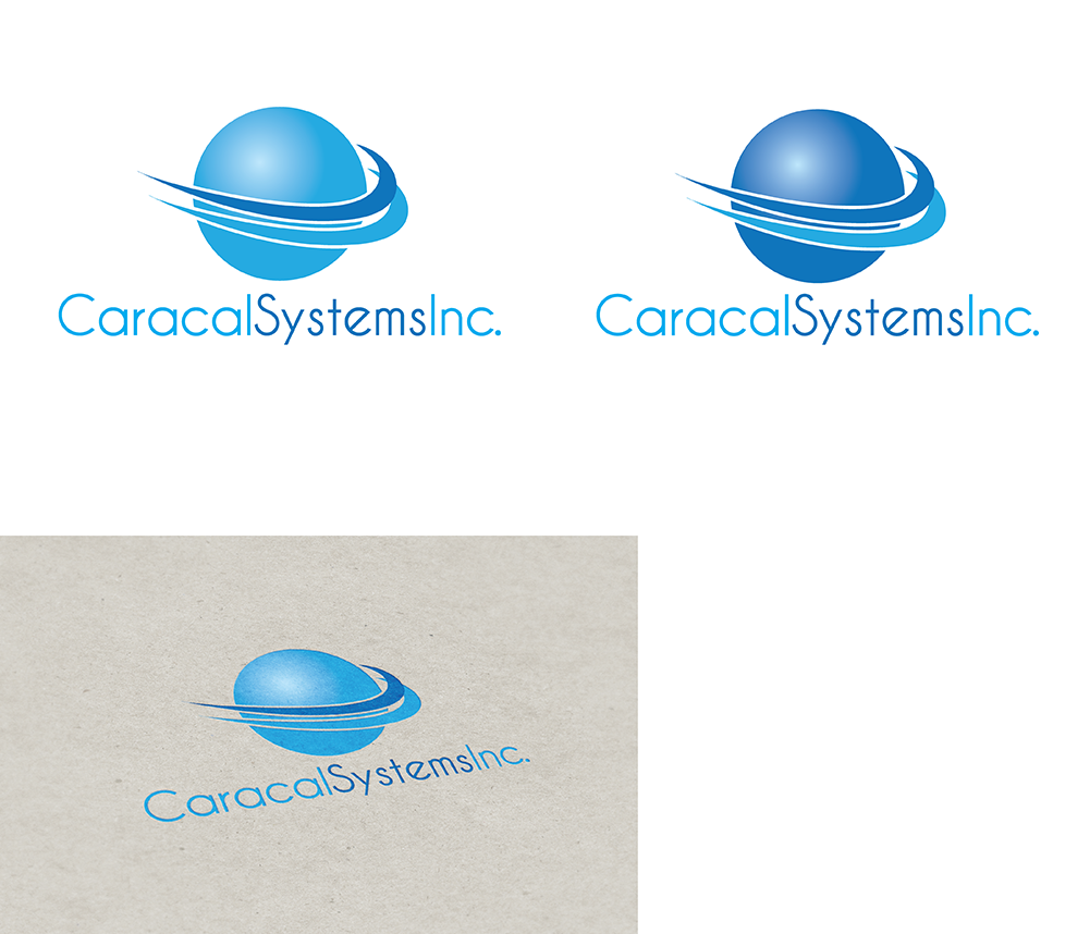 Logo Design by robken0174 - Entry No. 148 in the Logo Design Contest Inspiring Logo Design for Caracal Systems Inc..