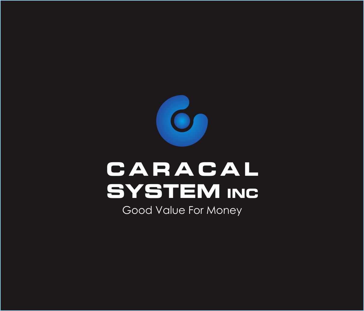 Logo Design by Armada Jamaluddin - Entry No. 151 in the Logo Design Contest Inspiring Logo Design for Caracal Systems Inc..