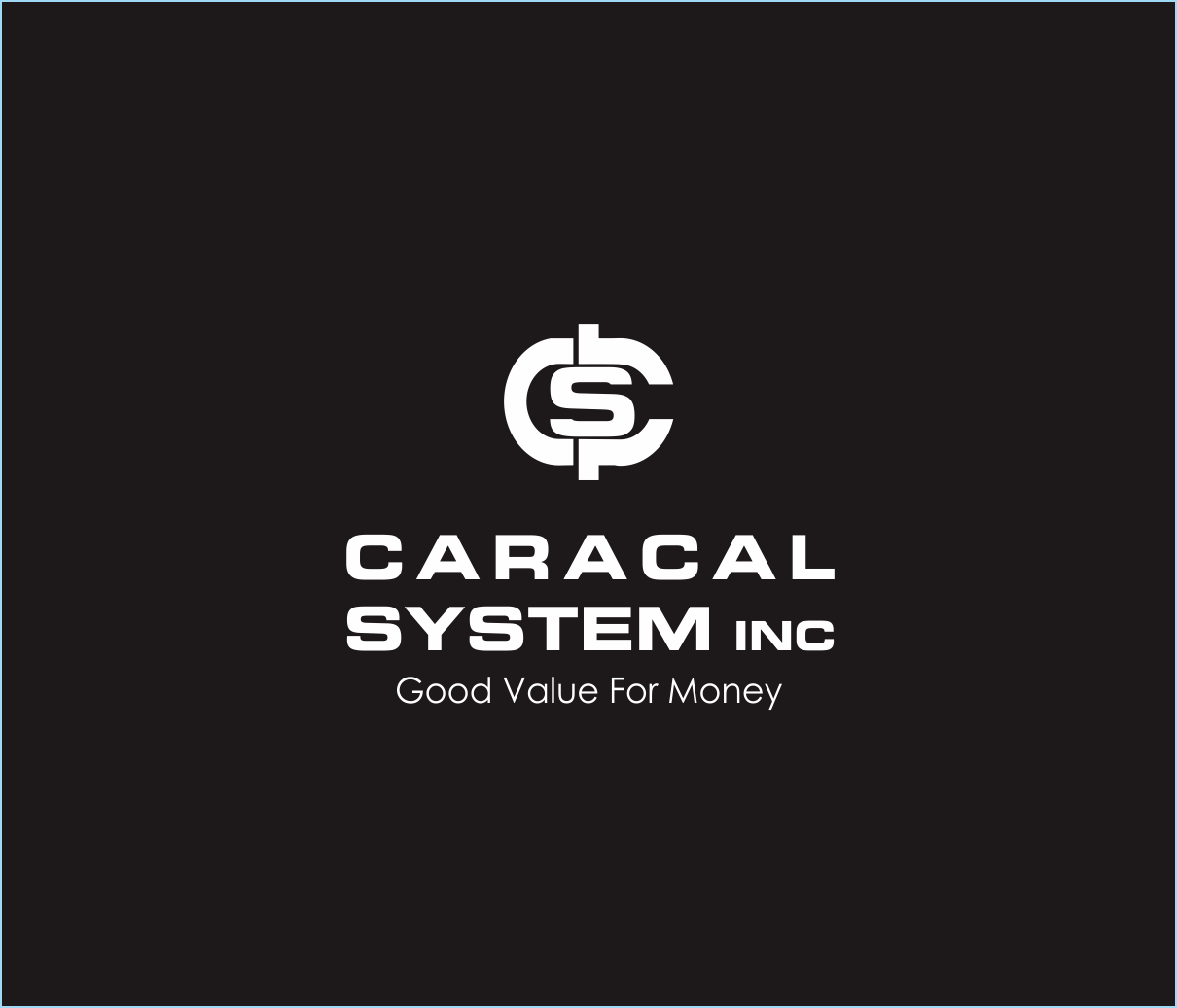 Logo Design by Armada Jamaluddin - Entry No. 153 in the Logo Design Contest Inspiring Logo Design for Caracal Systems Inc..