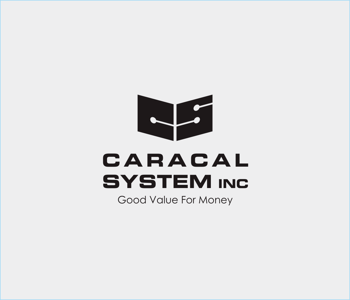 Logo Design by Armada Jamaluddin - Entry No. 156 in the Logo Design Contest Inspiring Logo Design for Caracal Systems Inc..