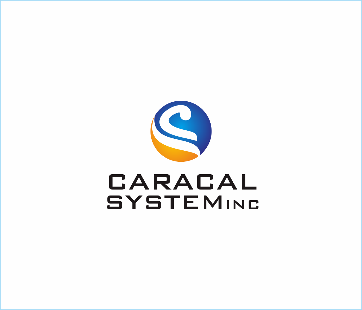 Logo Design by Armada Jamaluddin - Entry No. 157 in the Logo Design Contest Inspiring Logo Design for Caracal Systems Inc..